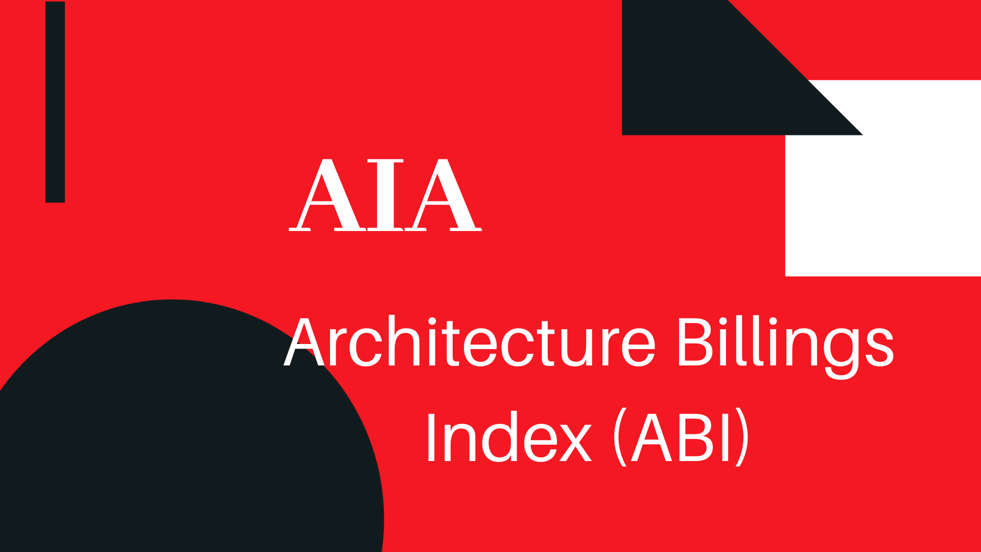 Architecture Billings Index continues to show modest growth