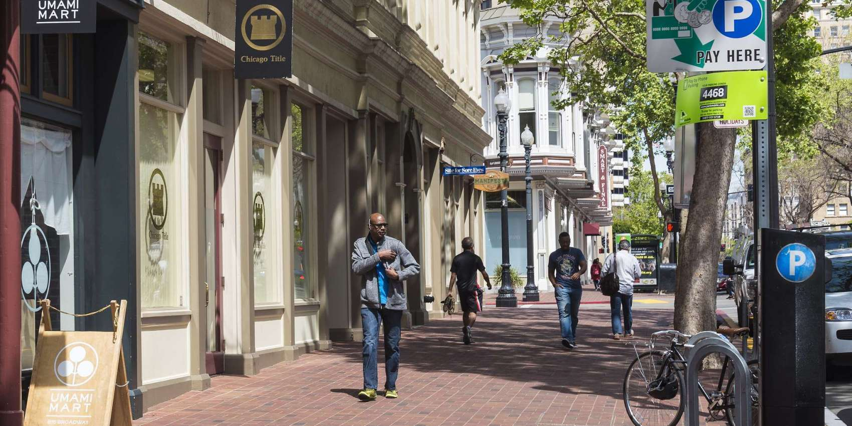 SPUR & RUD: Reconnecting Old Oakland to City Hall