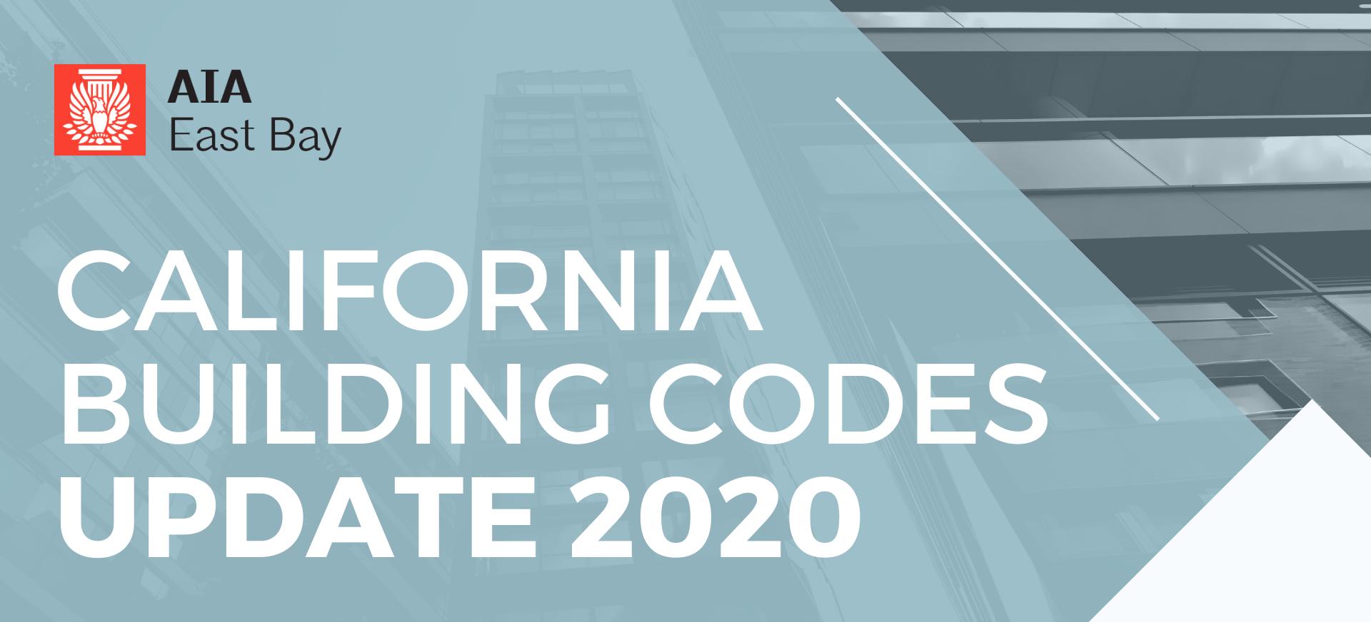 California Building Codes Update 2020 (2 LU   HSW)