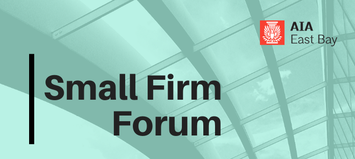 Small Firm Forum
