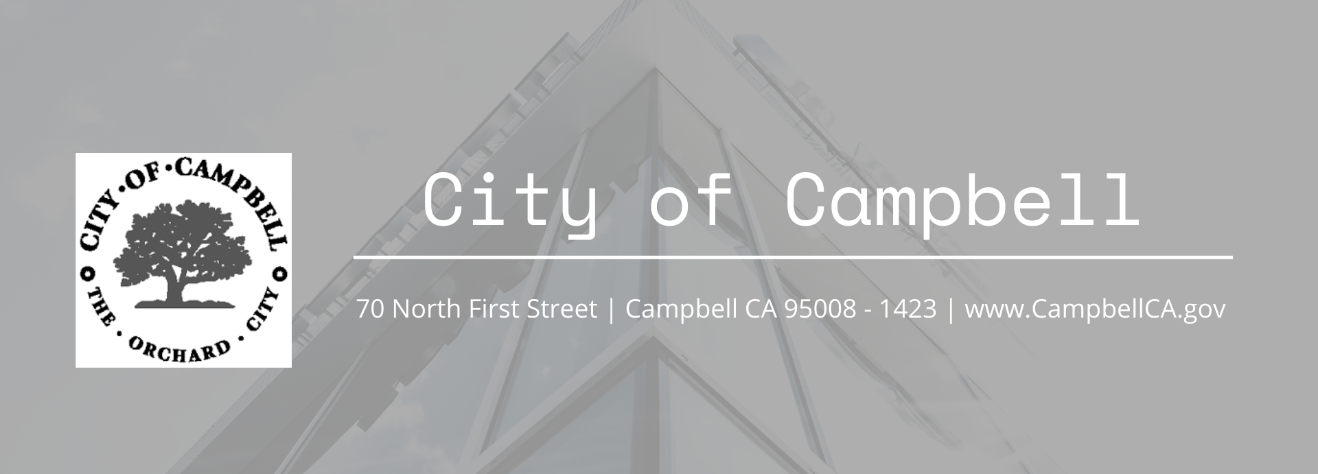 City of Campbell - Request for Proposals (RFP) for Measure O
